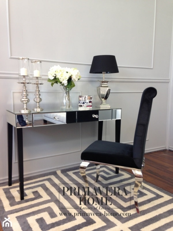 Salon w stylu Glamour - Sypialnia, styl glamour - zdjęcie od PRIMAVERA-HOME.COM