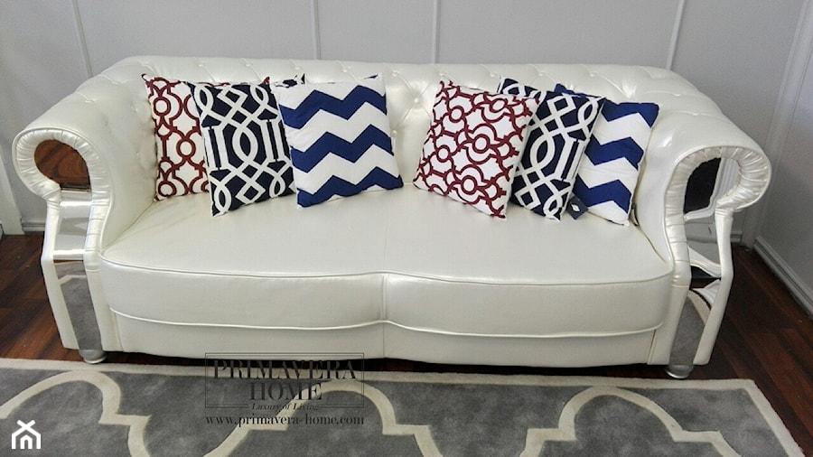 Sofa MODERN GLAMOUR 2 lub 3 osobowa - zdjęcie od PRIMAVERA-HOME.COM