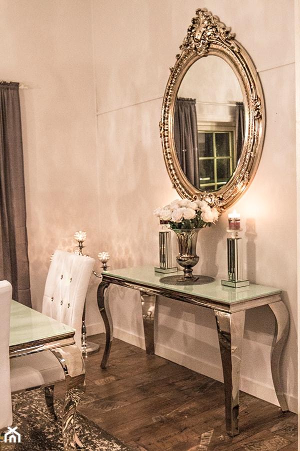 Salon w stylu Glamour - Salon, styl glamour - zdjęcie od PRIMAVERA-HOME.COM