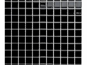 Mozaika Szklana Czarna K01 - primavera.sklep.pl