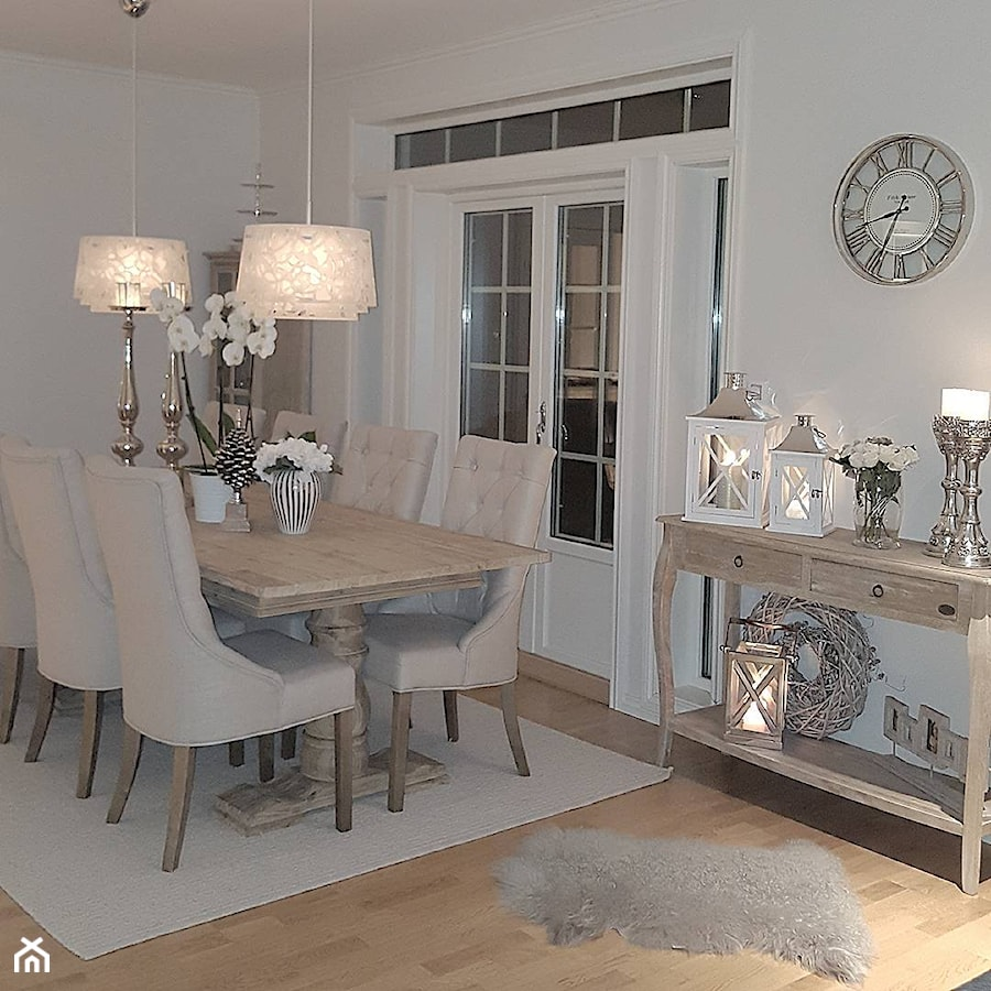 Tylko na zewnątrz Krzesło tapicerowane pikowane z kołatką TIFFANY - zdjęcie od BG23