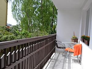 Balkon z miejscem na odpoczynek - zdjęcie od anuska7