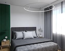 SUBTELNA ELEGANCJA - Sypialnia, styl nowoczesny - zdjęcie od Creoline - Homebook