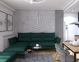 SUBTELNA ELEGANCJA - Salon, styl nowoczesny - zdjęcie od Creoline - Homebook