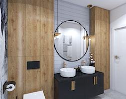 BOHO SPIRIT - Łazienka, styl nowoczesny - zdjęcie od Creoline - Homebook