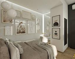 Sypialnia z toaletką - zdjęcie od Studio Projektowe Atoato - Homebook