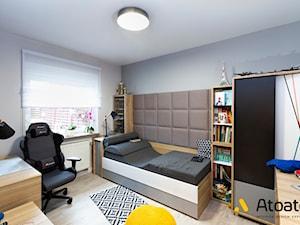 pokój dziecka - zdjęcie od Studio Projektowe Atoato