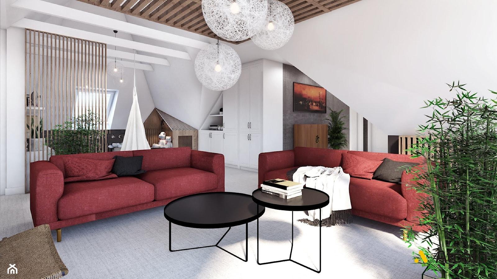 Bawialnia - część do relaksu - zdjęcie od Studio Projektowe Atoato - Homebook