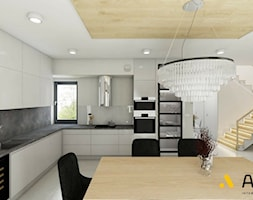 kuchnia nowoczesna - zdjęcie od Studio Projektowe Atoato