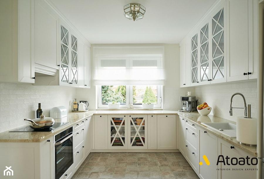 Kuchni W Stylu Prowansalskim Zdjęcie Od Studio Projektowe
