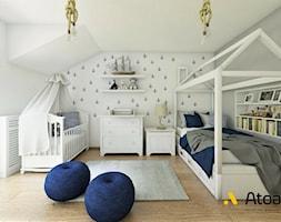 pokój dziecka w stylu klasycznym - zdjęcie od Studio Projektowe Atoato