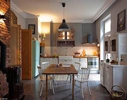 Kuchnia, styl vintage - zdjęcie od Marta Piątas