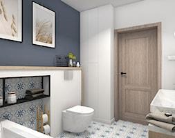 Łazienka w stylu rustykalnym - zdjęcie od Justyna Lewicka Design - Homebook