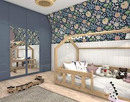 Pokój dziecka w stylu rustykalnym - zdjęcie od Justyna Lewicka Design - Homebook