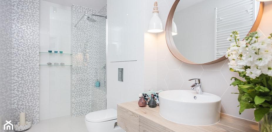 Jak oświetlić łazienkę bez okna?