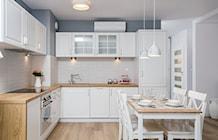 Kuchnia styl Prowansalski - zdjęcie od Justyna Lewicka Design