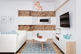 Salon - zdjęcie od Justyna Lewicka Design - Homebook