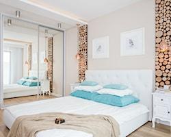 Sypialnia z szafą - aranżacje, pomysły, inspiracje