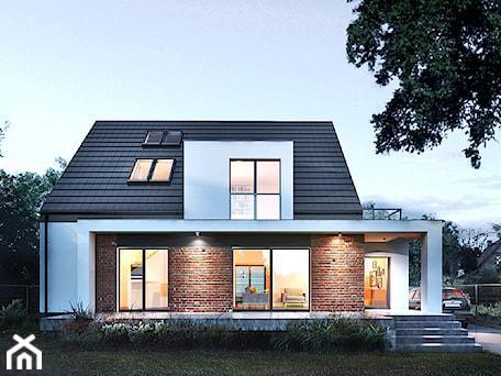 Aranżacje wnętrz - Domy: metamorfoza / przebudowa domu z lat 50-tych_2 - SPACELAB. Przeglądaj, dodawaj i zapisuj najlepsze zdjęcia, pomysły i inspiracje designerskie. W bazie mamy już prawie milion fotografii!