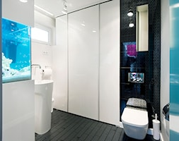 łazienka W Stylu Marynarskim Projekty I Wystrój Wnętrz