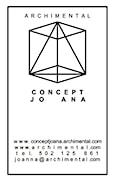 Concept JO ANA - Architekt / projektant wnętrz