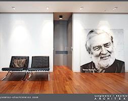 salon - zdjęcie od Lengiewicz-Charkiewicz Architekci - Homebook
