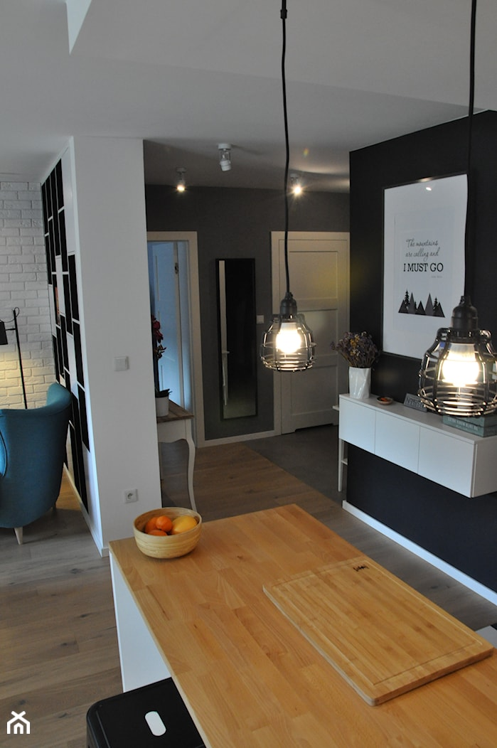 Nadwiślańska / mieszkanie podróżniczki - zdjęcie od NIESKROMNE PROGI - Homebook