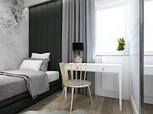 mała, kobieca sypialnia - zdjęcie od ARTINSIDE