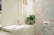 toaleta - zdjęcie od art inside - studio projektowania wnętrz i ogrodów