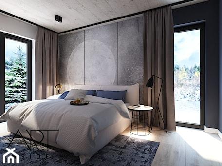 Projekty Wnętrz Mieszkalnych Sypialnie W Apartamentowcu Z