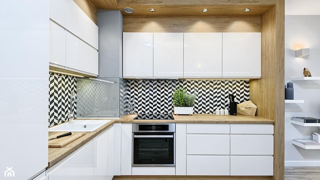 Matowe czy w połysku? Wybieramy fronty do kuchni  Homebook pl -> Kuchnie Szklane Fronty Opinie