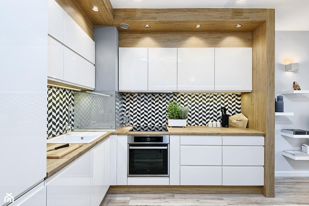 Jak urz dzi kuchni z salonem w bloku homebook for Polaczenie kuchni z salonem