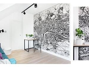 pokój studentki - zdjęcie od Maciejewska Design