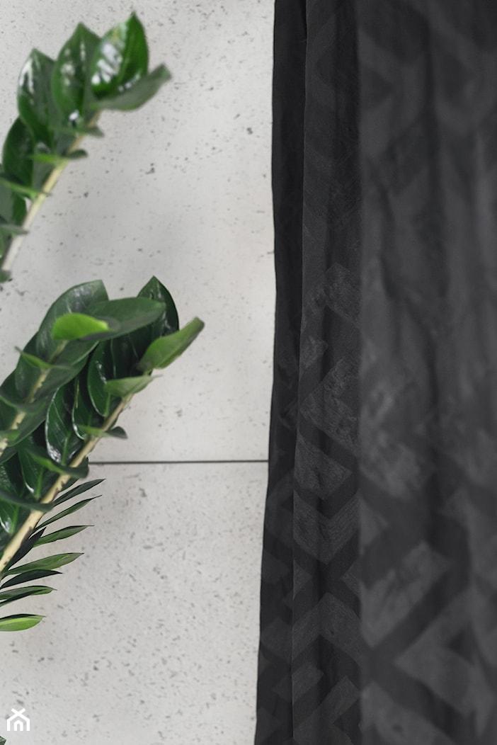 beton, welur i detale - zdjęcie od Maciejewska Design - Homebook