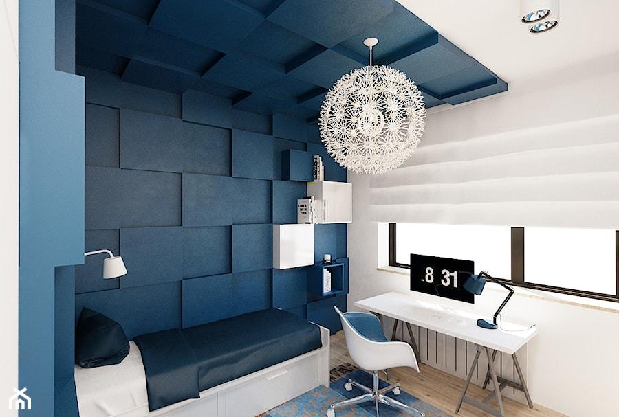Aranżacje wnętrz - Pokój dziecka: Pokój nastolatki - Ale design Grzegorz Grzywacz. Przeglądaj, dodawaj i zapisuj najlepsze zdjęcia, pomysły i inspiracje designerskie. W bazie mamy już prawie milion fotografii!