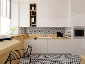Kuchnia w Paryżu - zdjęcie od Ale design Grzegorz Grzywacz