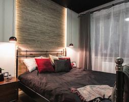 Sypialnia+-+zdj%C4%99cie+od+Anna+Krzak+architektura+wn%C4%99trz