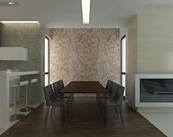 Jadalnia w domu jednorodzinnym - zdjęcie od Studio Aranżacja - Homebook