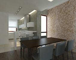 Kuchnia w domu jednorodzinnym - zdjęcie od Studio Aranżacja - Homebook