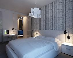 Sypialnia, styl nowoczesny - zdjęcie od Studio Aranżacja - Homebook