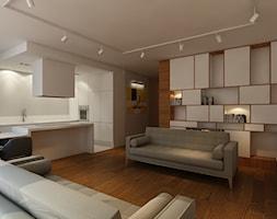 Salon, styl nowoczesny - zdjęcie od Studio Aranżacja - Homebook