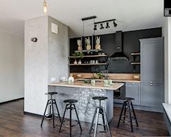 Otwarta kuchnia - aranżacje, pomysły, inspiracje