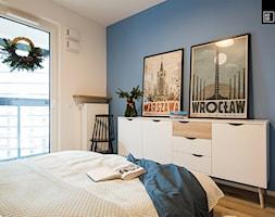 Sypialnia Styl Minimalistyczny