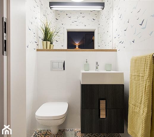 Małe WC – jak je urządzić? 6 rzeczy niezbędnych do aranżacji małej toalety