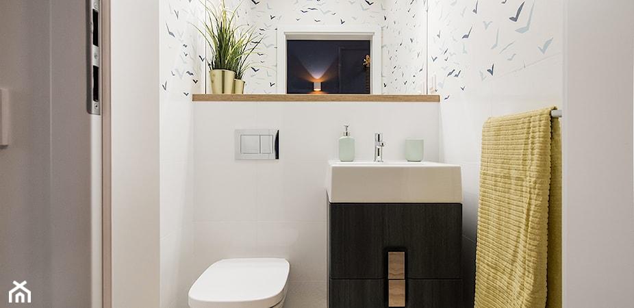 Oświetlenie w małym WC – jakie lampy wybrać do małej toalety?