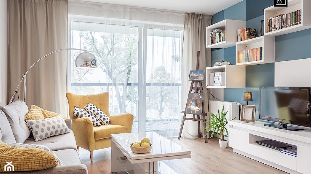 Jaką Dekorację Okna Balkonowego W Bloku Wybrać Homebook