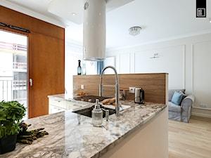 WNĘTRZE PONAD CZASEM - Kuchnia, styl klasyczny - zdjęcie od KODO projekty i realizacje wnętrz