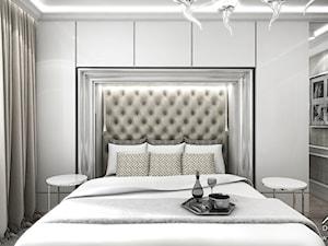 CONTEMPORARY CLASSIC - Projekt wnętrza sypialni