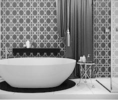 Wanna wolnostojąca w łazience, - zdjęcie od ArtCore Design