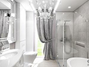 CONTEMPORARY CLASSIC - Projekt łazienek